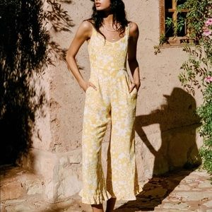 BNWT Faithful the Brand Kasbah Jumpsuit